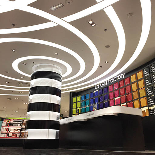 Luminat Eclairage - Architectural lighting ATEA