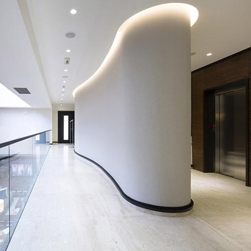 Luminat Eclairage - Référence ATEA Architecture intérieur