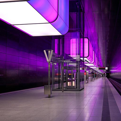 Luminat Eclairage - Référence ATEA Metro