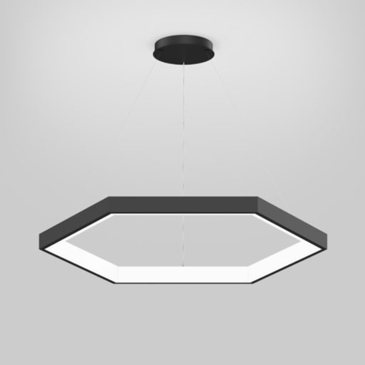 Luminaire suspension hexagonal XAL