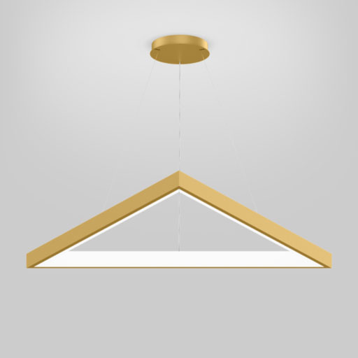Luminaire suspension triangle XAL