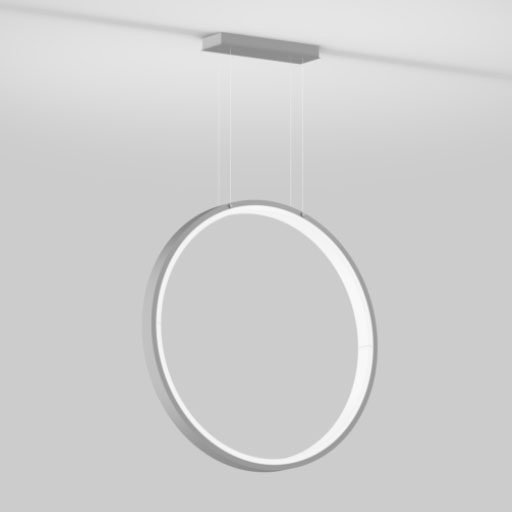 Luminaire suspension cercle XAL