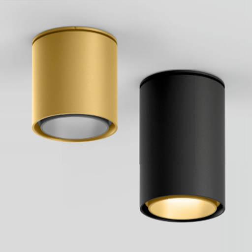 Luminaire plafonnier tube XAL