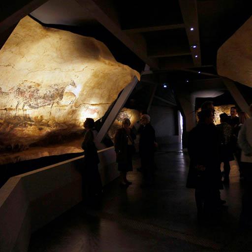Référence Eclairage ATEA - Grotte de Lascaux