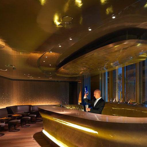 Référence Eclairage ATEA - Hotel Mandarin Oriental